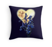 Kingdom Hearts Throw Pillow