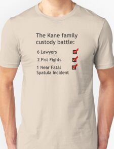 The Custody Battle T-Shirt