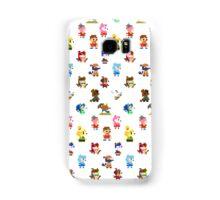 Pixel Crossing Samsung Galaxy Case/Skin