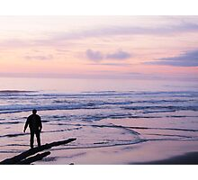 Mesmerizing Sea.....Yachats, Oregon Photographic Print