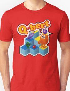 Q*Bert Logo T-Shirt