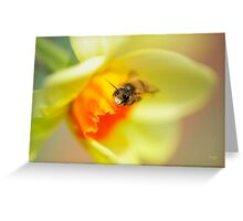 It Just Wouldn't Bee Spring Without ...  Greeting Card