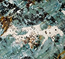 Paint On Paint by Barbara Ingersoll