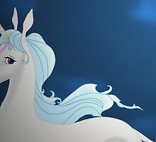 The Last Unicorn  by CharlieeJ