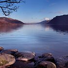 Ullswater     Cumbria UK by hampshirelady
