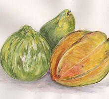 Lora Loka's Fruit and Vegetables by Lynda Earley