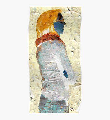 Paper Woman No. 1 Poster