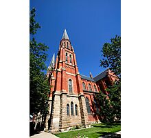 Church Architecture Photographic Print