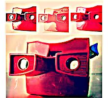 Viewmaster Photographic Print