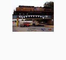 Bridge Shark West with Train, Enid Tank Top