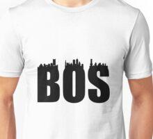 BOS-Skyline Unisex T-Shirt