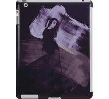 Lea Purple iPad Case/Skin