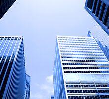 NY City's Tall Buildings by snehit