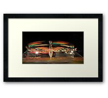Cyclone hits the Isle of Sheppey Framed Print