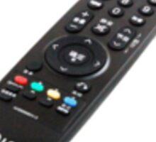 tv remote  Sticker