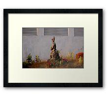 Nature Women Framed Print