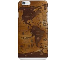 Maps iPhone Case/Skin