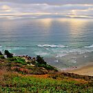 Sea Coast Chile by Daidalos