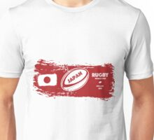 Japan World Cup Rugby Unisex T-Shirt
