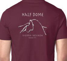 Half Dome Unisex T-Shirt