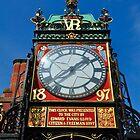 Queen Victoria Diamond Jubilee Clock by davyrabbit