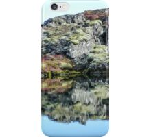 Þingvellir iPhone Case/Skin