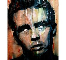 James Dean Photographic Print