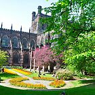 Cathedral of Chester by davyrabbit