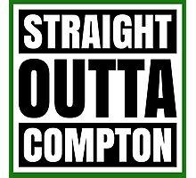 Straight Outta Compton Photographic Print