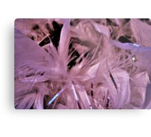 Feather bower Metal Print
