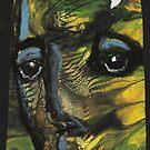 Face, Bernard Lacoque-101 by ArtLacoque