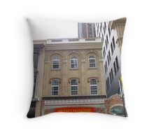 Toronto Landmark Throw Pillow