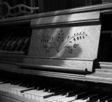 Steampunk Organ Sticker