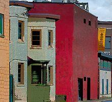 Buildings by Daphne Eze