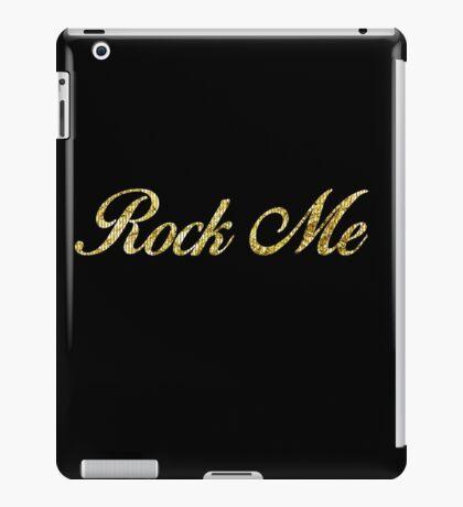 Rock Me iPad Case/Skin