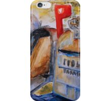 Mailboxes In Texas iPhone Case/Skin