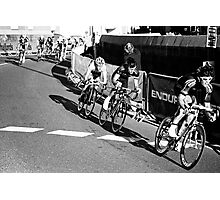 Exeter Road Race 2010 Photographic Print
