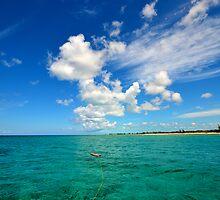 Princess Cay by Carl LaCasse