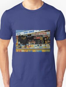 Food Stand On Surf Avenue T-Shirt