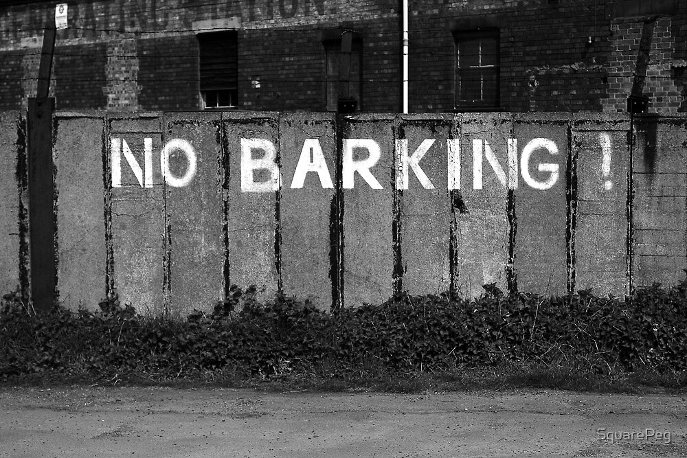 Barking Mad by SquarePeg