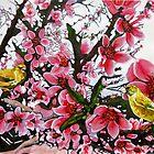 Sakura by Rhonda  Anderson