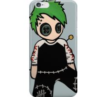 Michael Clifford Voodoo Doll iPhone Case/Skin