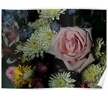 Bouquet for a friend Poster