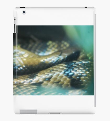 Snakey Scales iPad Case/Skin