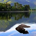 Buttermere Unspoilt by Garry Copeland