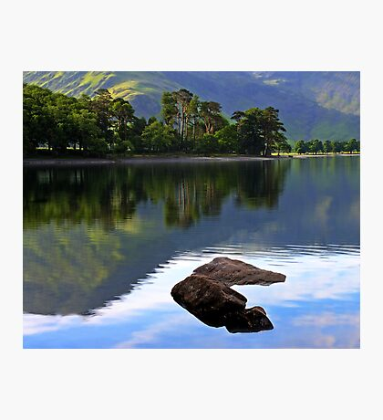 Buttermere Unspoilt Photographic Print