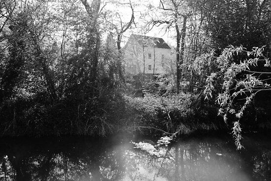 Mill Reflected #3 by Matthew Floyd