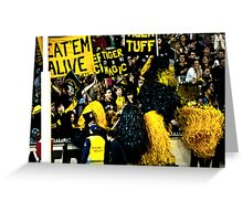 Richmond Tigers Faithful Greeting Card