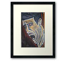 The Pain  Framed Print