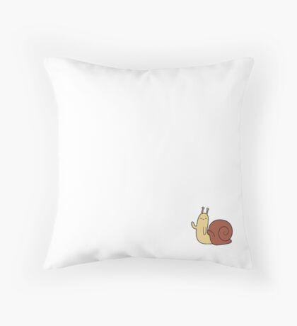 A Subtle Guest Throw Pillow